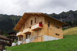 Chalet Roossi available for rent, Wengen